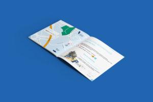 Création d'un rapport RSE de 68 pages - ADC Propreté - Pages intérieures