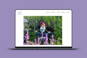 Création d'un site responsive WordPress - HarmonieZon