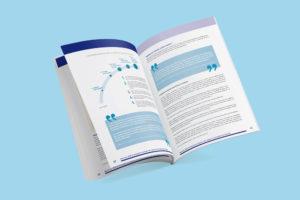 Création d'une brochure de 80 pages pour le MEDEF - Pages intérieures