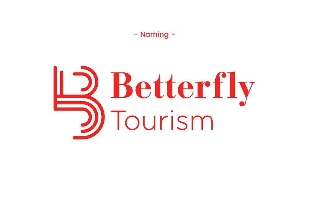 Naming - Betterfly Tourism