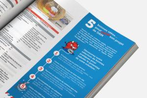 Illustrateur à Nantes - Création de mascotte et d'infographie