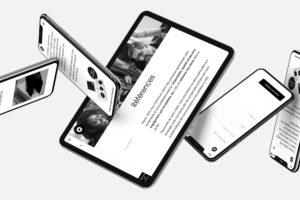 Graphiste freelance - Création de site web à Nantes