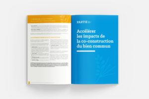 Création d'une brochure de 124 pages