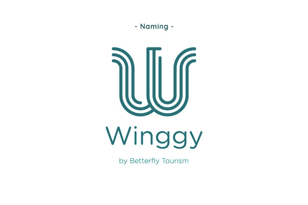 Logo logiciel pour une entreprise sépcialisé en tourisme durable