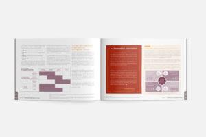 Création d'une brochure de 68 pages pour GPMA