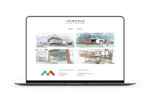 Création d'un site vitrine WordPress pour un architecte à Nantes