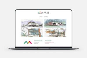 Création de site wordpress pour un architecte à Nantes