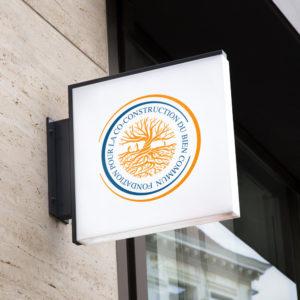 Création du logo pour une fondation