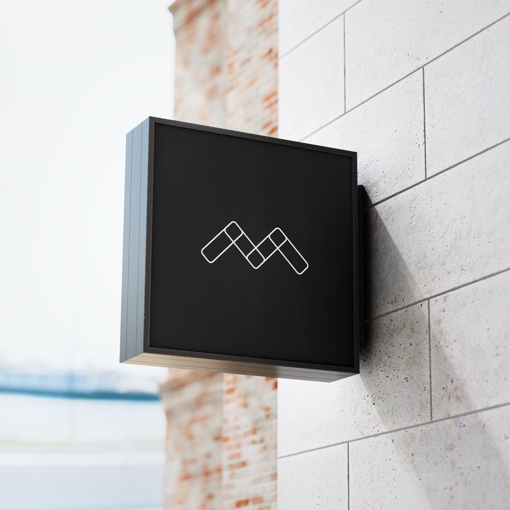 Création de logo pour un architecte à Nantes