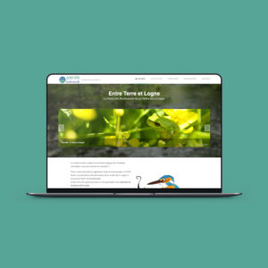 Création d'un site vitrine Joomla pour un CPIE
