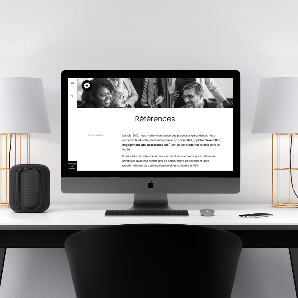 Création de site WordPress en html5/CSS3