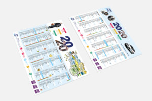 Création de calendrier à Nantes