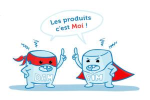 Création de mascottes pour une entyreprise basée à Paris. Graphiste freelance Nantes / Illustration