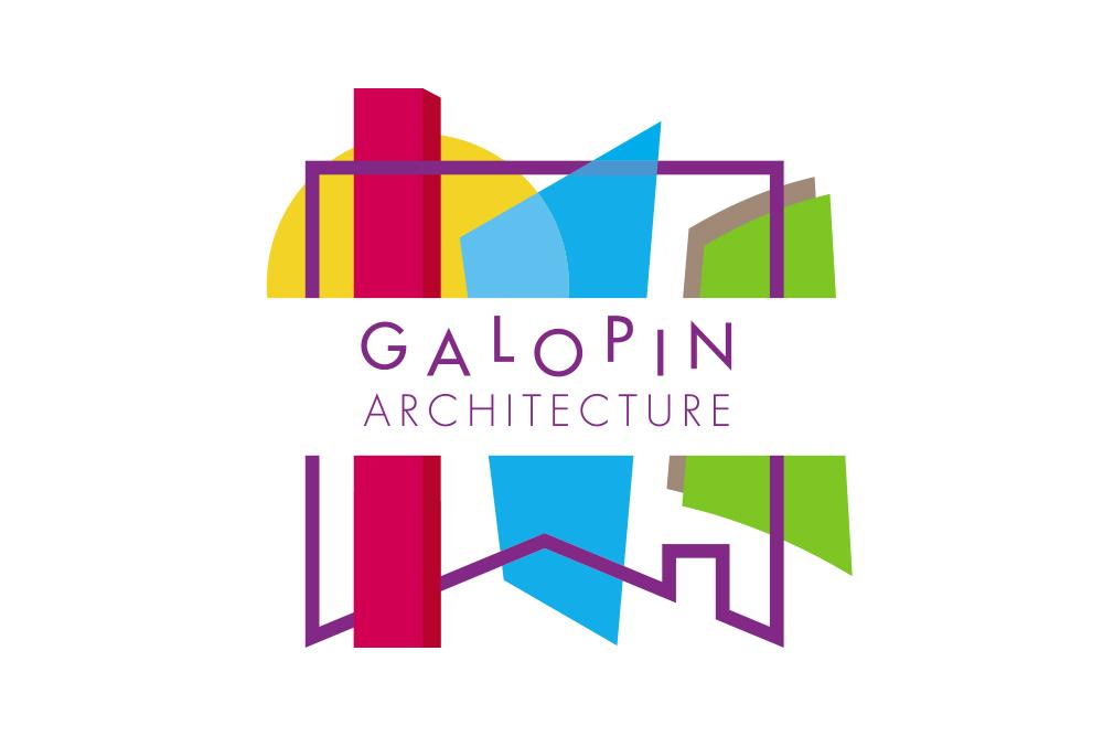 Réalisation d'une identité visuelle pour un cabinet d'architectes à Nantes