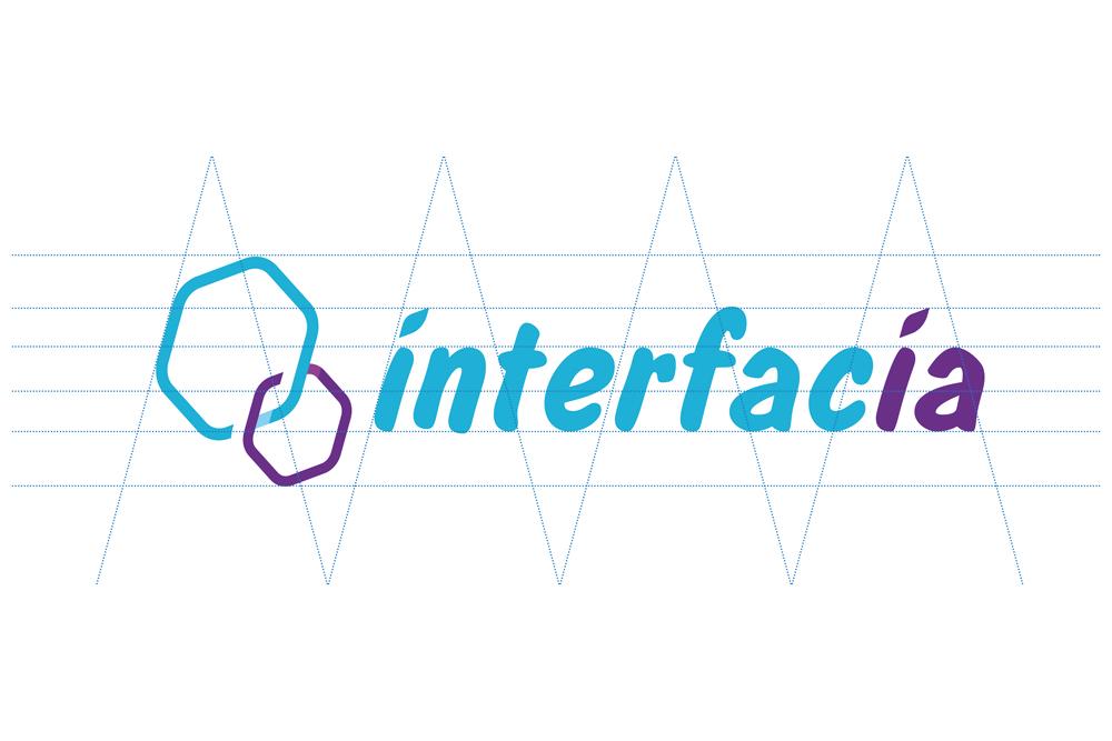 Création de logo à Nantes pour une marque (interfacia)