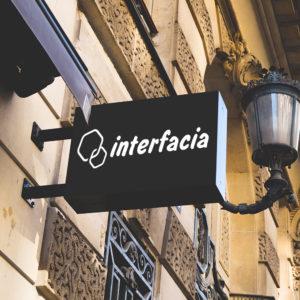 Graphiste freelance à Nantes : création du logo de l'entreprise Interfacia
