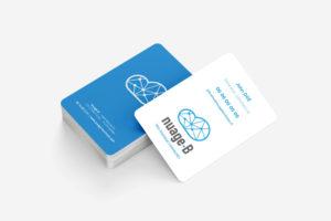 Graphiste freelance à Nantes - Création de cartes de visite