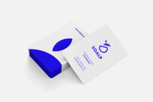 Création de cartes de visite à Nantes