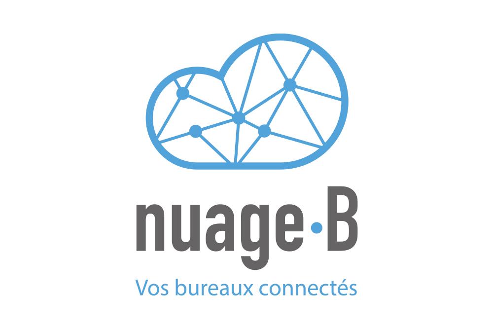 Création de logo à Nantes - Nuage B